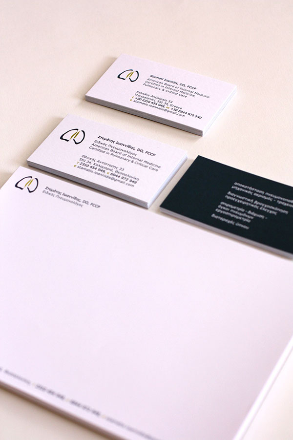 Physician\'s business card on Behance