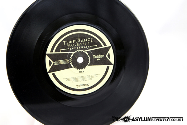 The Temperance Movement Record Store Day 2014 7 Quot Vinyl On