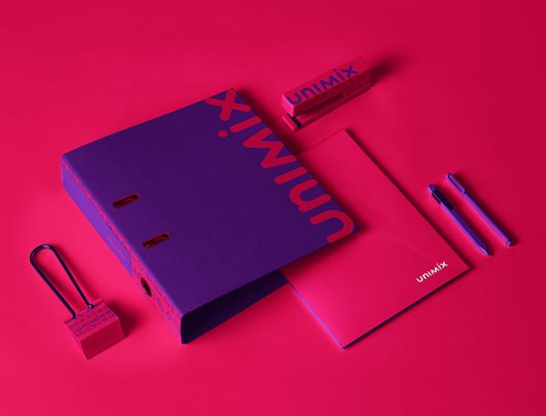 UniMix - Branding