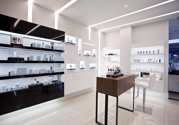 Project skin md vancouver commercial design on interior design served for Dermatology clinic interior design