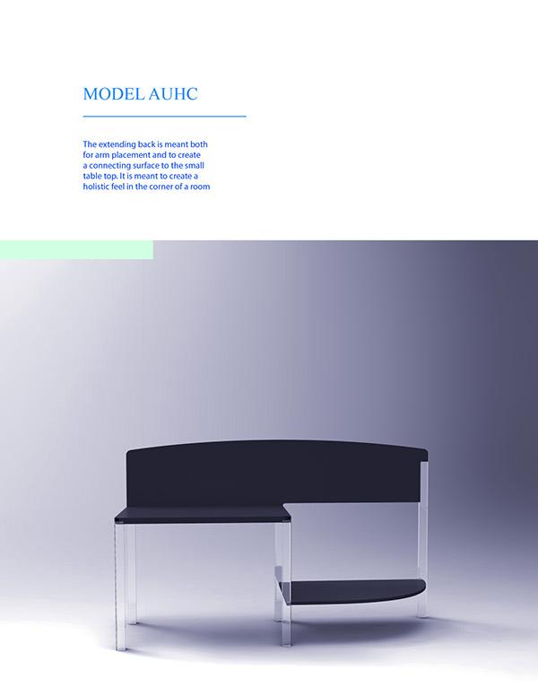 Arms up chair series on ccs portfolios for Abitare com