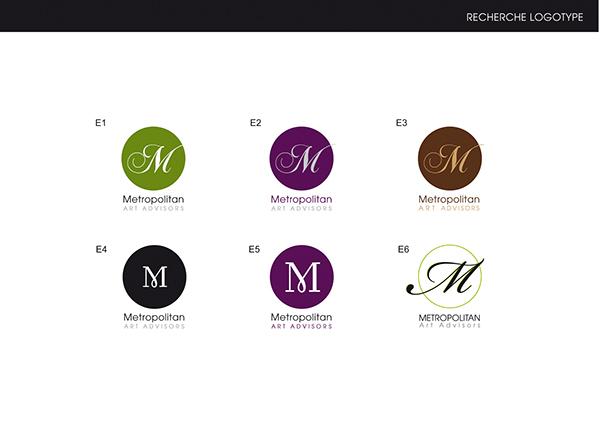 logo Logotype art advisors