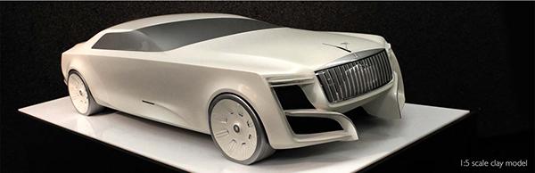 Rolls Royce For Hire >> 2020 Rolls-Royce Phantom's Mirage on ArtCenter Gallery