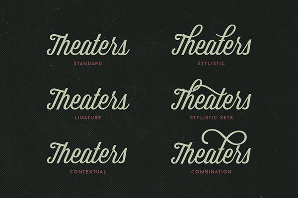 Deal download dealjumbo fonts Typeface Custom Retro vintage modern Script creative unque vector shapes logo