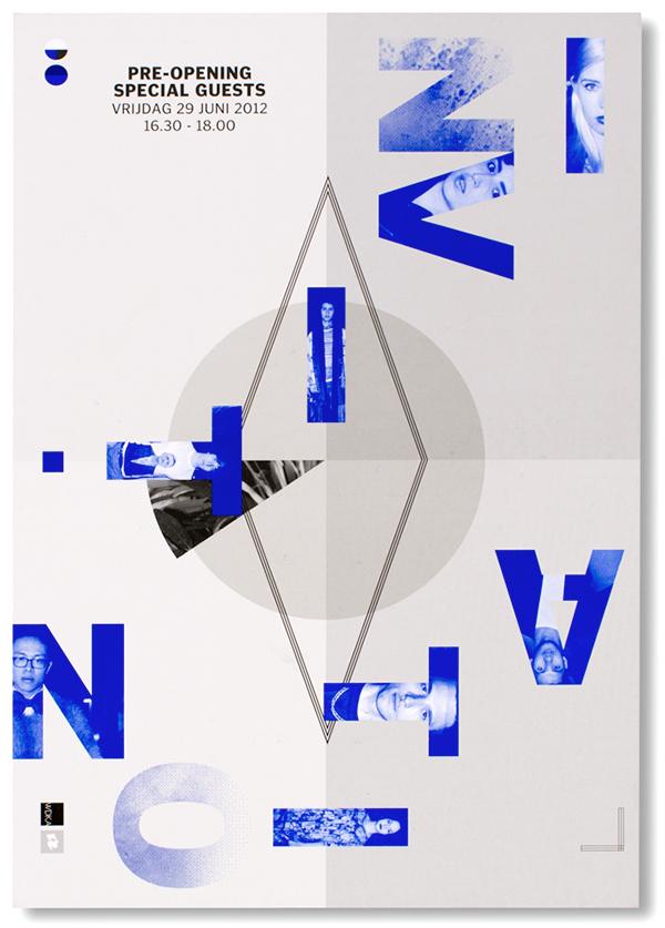 graduation festival poster campaign school academy arts Rotterdam dutch design Quotes