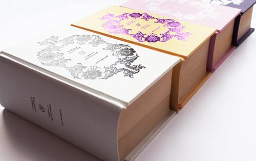 Rishi Sodha graphic book editorial print foil hard Bound
