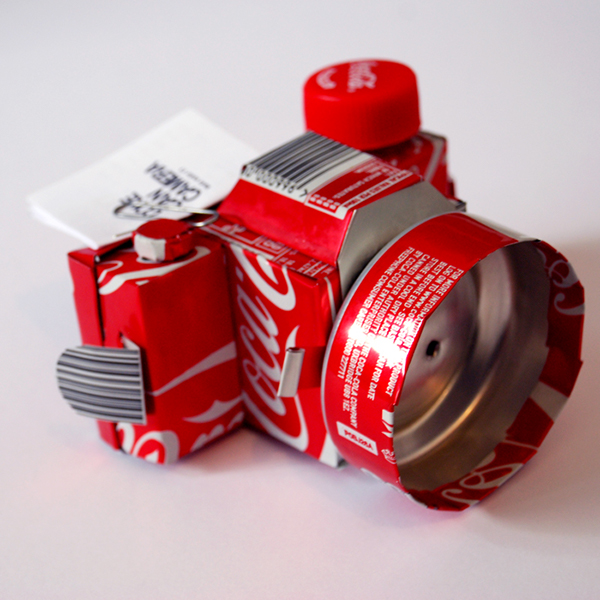 Coke Can Camera On Behance