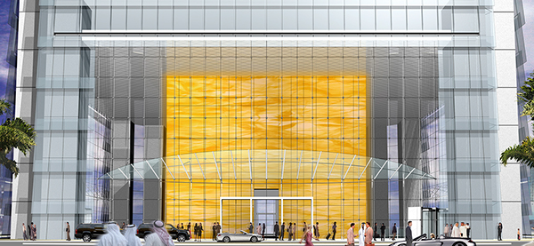 Doha Convention Center Tower On Behance