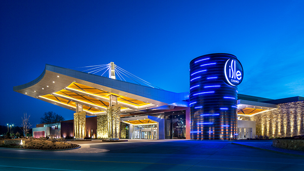 Isle casino cape girardeau hours