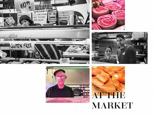 DOWN UNDER - Queen Victoria Market Edition on Student Show