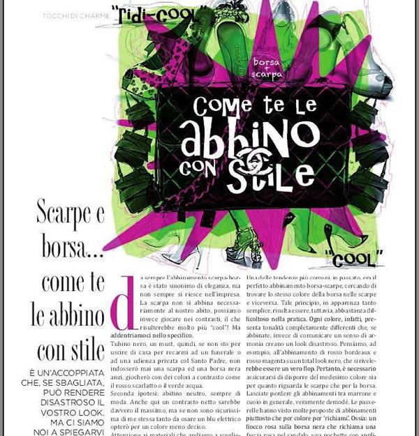 Francesco Mazzenga,illustrazione,Lusso Style,magazine,Loredana Dell'Anno