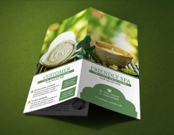 do you provide spa treatments skin care accupuncture massage facial treatments and other medical stuffs great take a look at this tri fold brochure