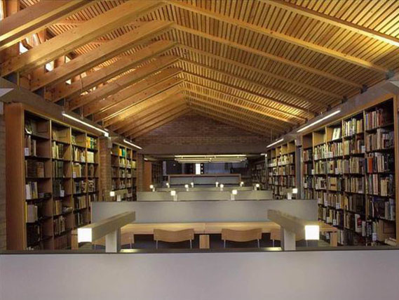 #library #information center