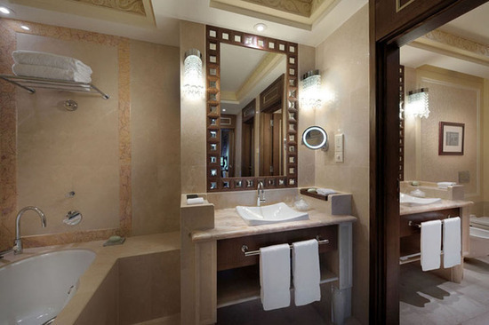 Al Bustan Palace Intercontinental  Sterne Hotel Muscat Maskat Oman