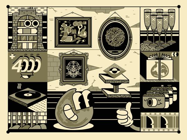 Various Illustrations 2013 On Behance