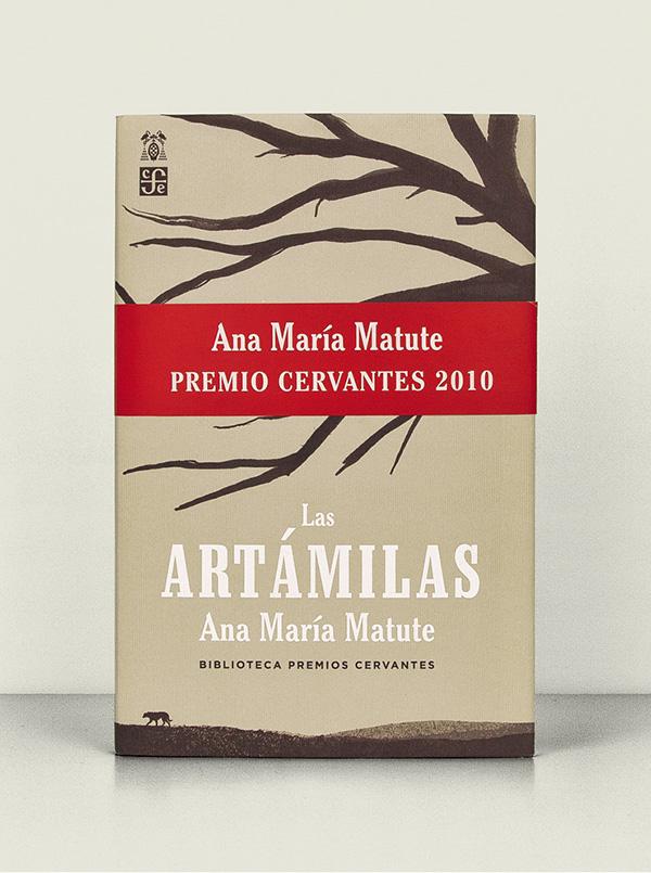 Las Artámilas Premios Cervantes Ana María Matute Fondo de Cultura