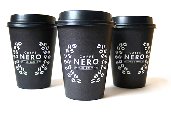 Caffe : Nero brand refresh by Isabella Hall