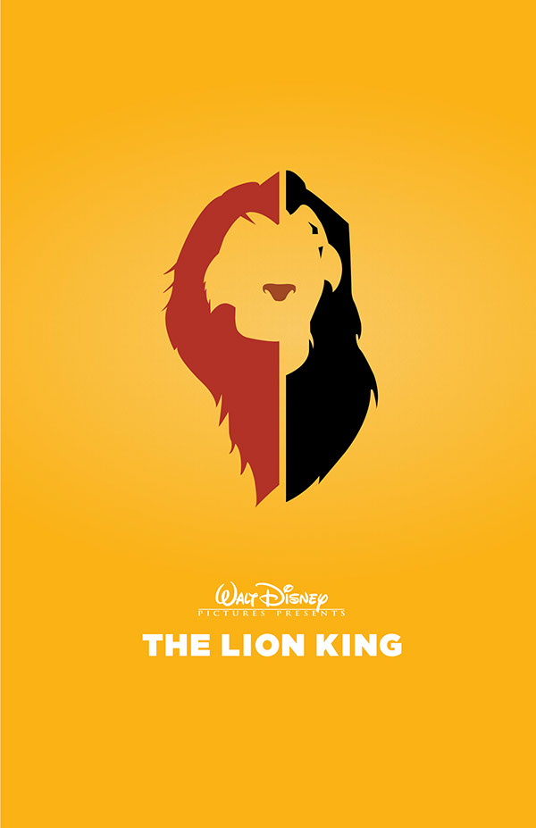 The Lion King Poster On Behance