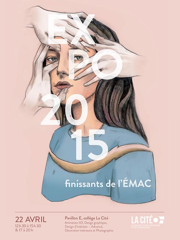 La Cité expo poster Event college