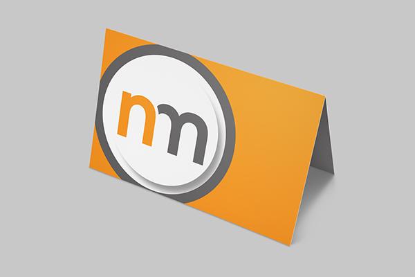 folded card card Invitation
