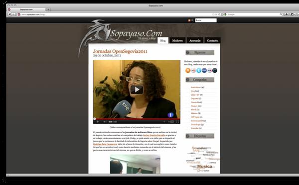 diseño,grafico,Web,Blog,personal,Mcdown,xavi,gomez