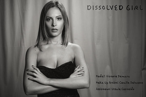 Dissolved girl веб модель девушкам работа за границей для