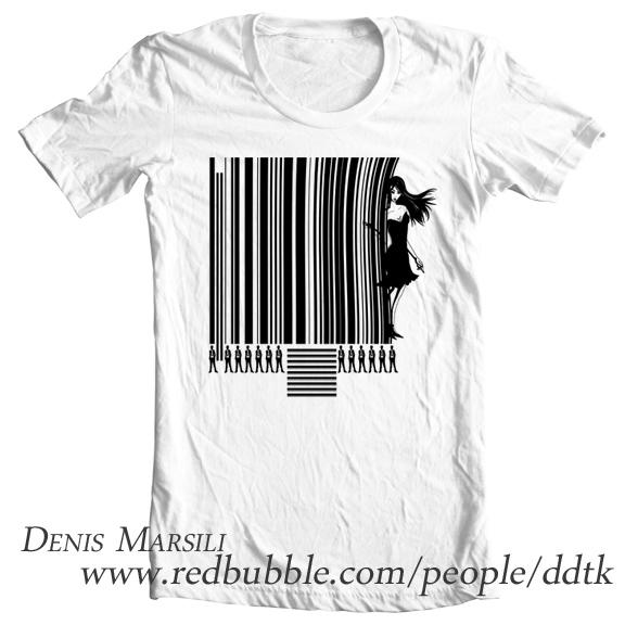 Material Girl T Shirt Design On Behance