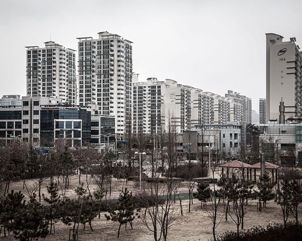 Songdo International Business District South Korea On