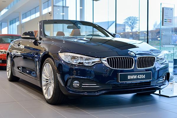 Emond Libramont BMW Cars google maps business view belgium belgique