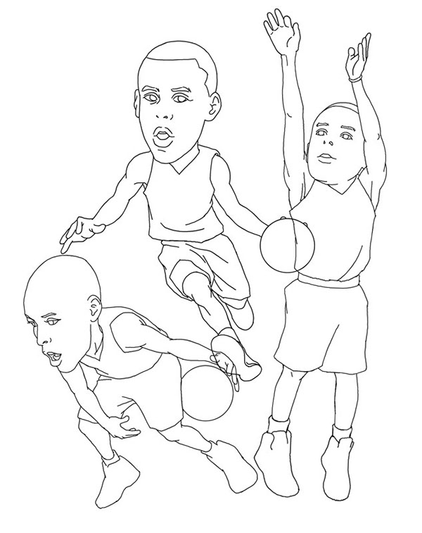 coloring pages of stephen - photo#33