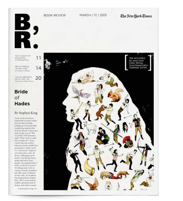 The New York Times Book Review On Sva Portfolios