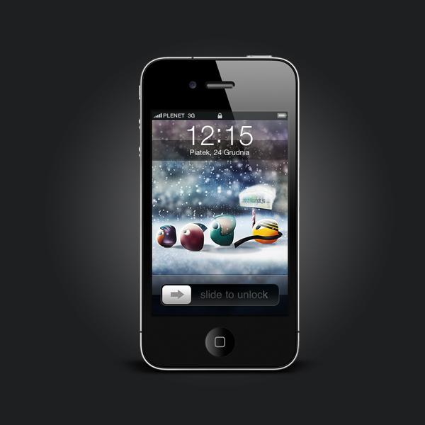 wallpaper Christmas winter Webdesign landingpage xmas