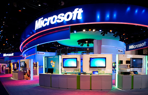 Expo Exhibition Stands Xbox : Microsoft at ces on behance