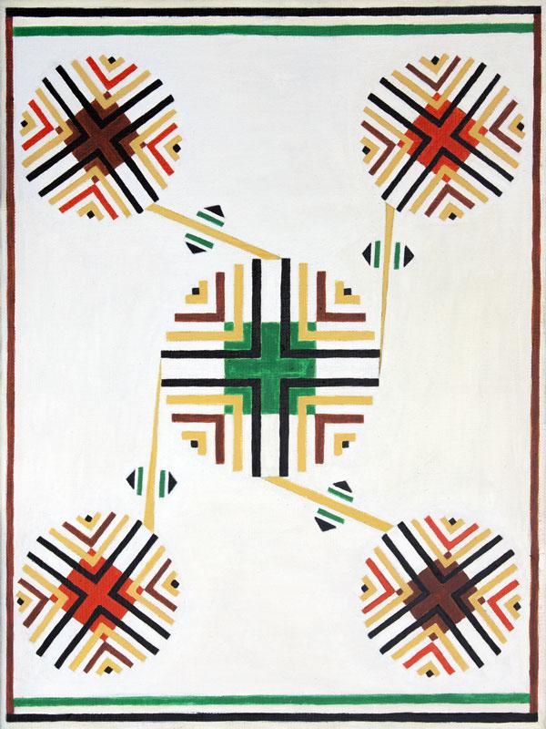 pattern geometry heritage