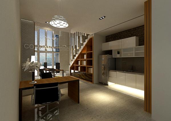 Soho interior design on behance for Soho interior design ideas