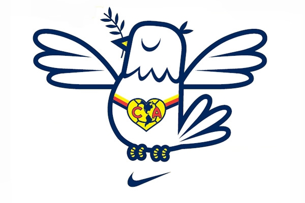 1dcb12fc5d7 Nike Club América+Mr Kone on Behance