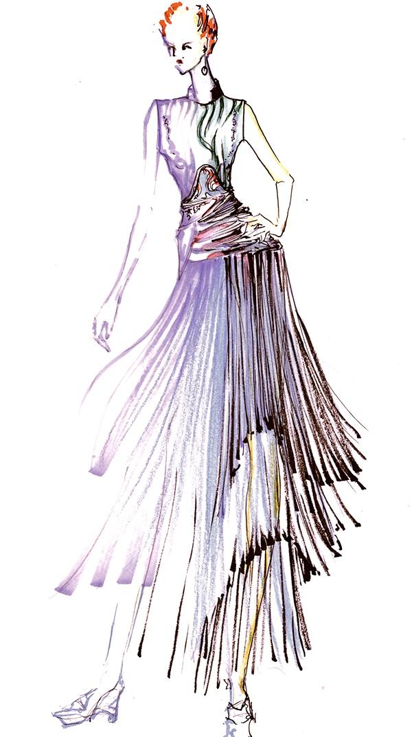 Fashion Design Collection Yoyo Han On Behance