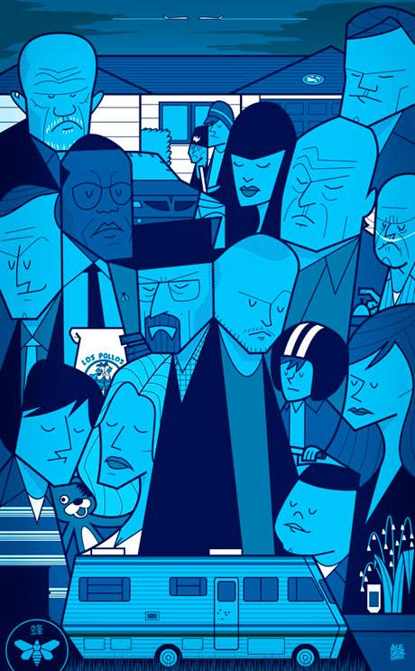 by Ale Giorgini via behance.net