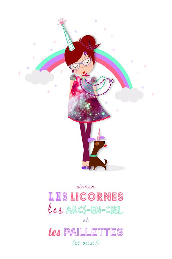 Melle Licorne