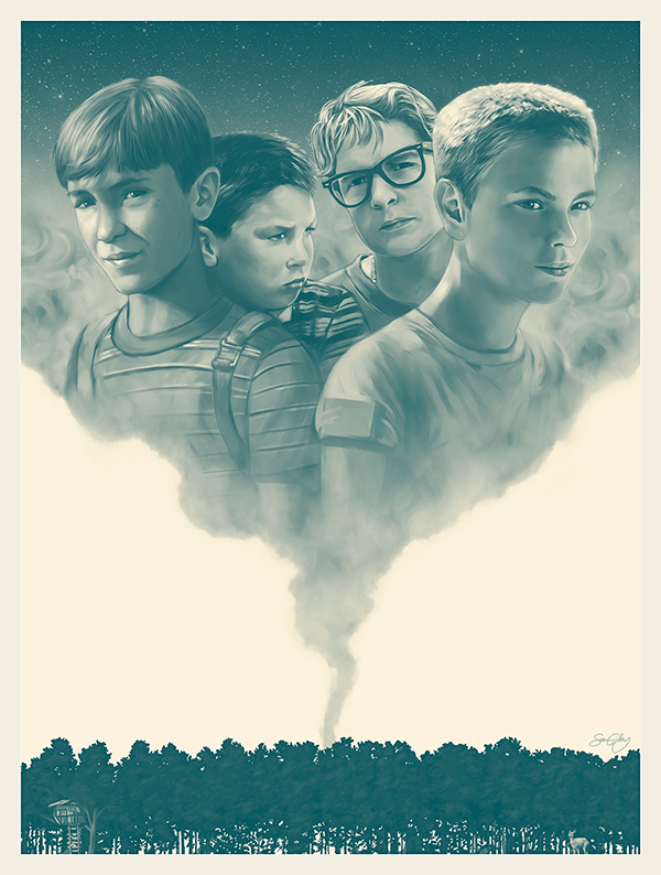 stand by me character study chris Stand by me is a 1986 american coming-of-age comedy-drama chris steals his feldman recalled how his home life translated into his onscreen character:.