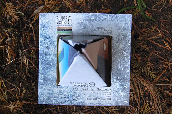 marketing   artwork Leif Podhajsky michal karcz neil krug shape Visions logo pryamid t-shirt gadgets template net