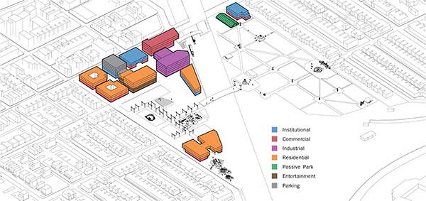 A Healthier Mantua Belmont Urban Design On Philau Portfolios