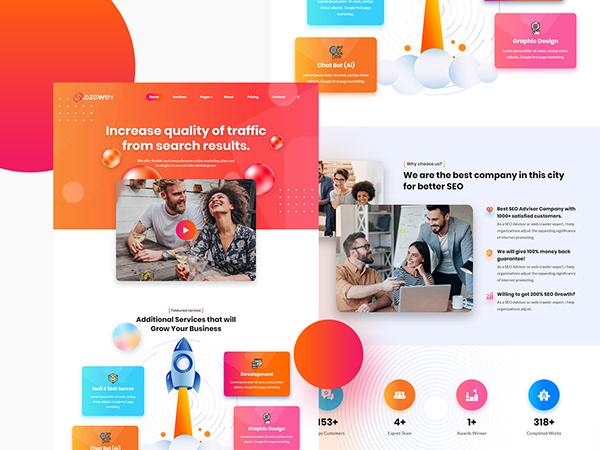 Web Agency Template