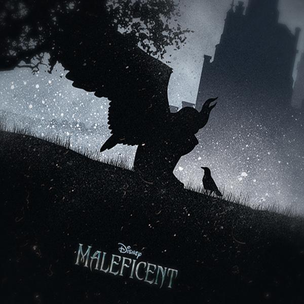 Maleficent Movie Poster On Behance