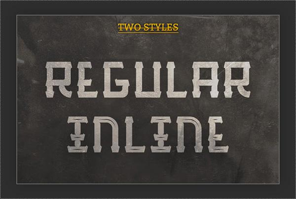 Barque Font Download