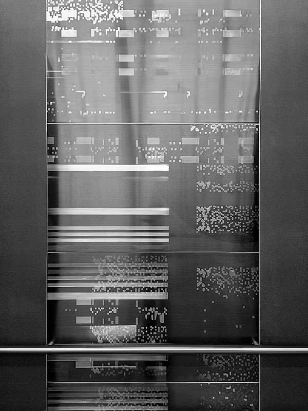 What Is Lacquer >> DISTORTED CARTOGRAPHY | Elevator Wall Art on Behance