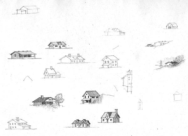 Www.diferentes tipos de dibujo de casas.com - Imagui