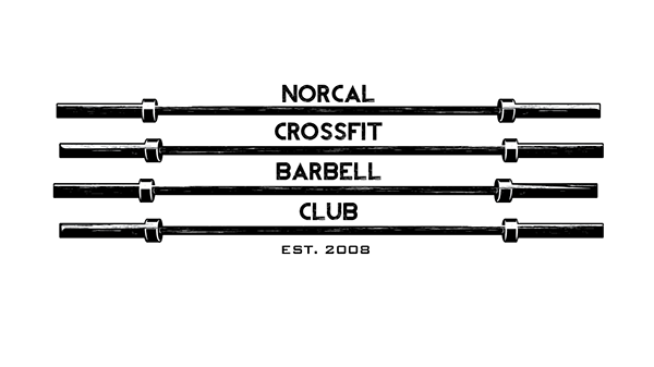 NorCal CrossFit Barbell Club Tee On Behance