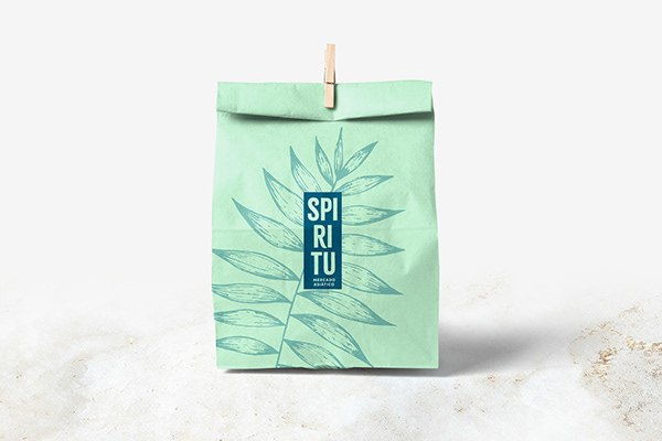 Spiritu / Branding