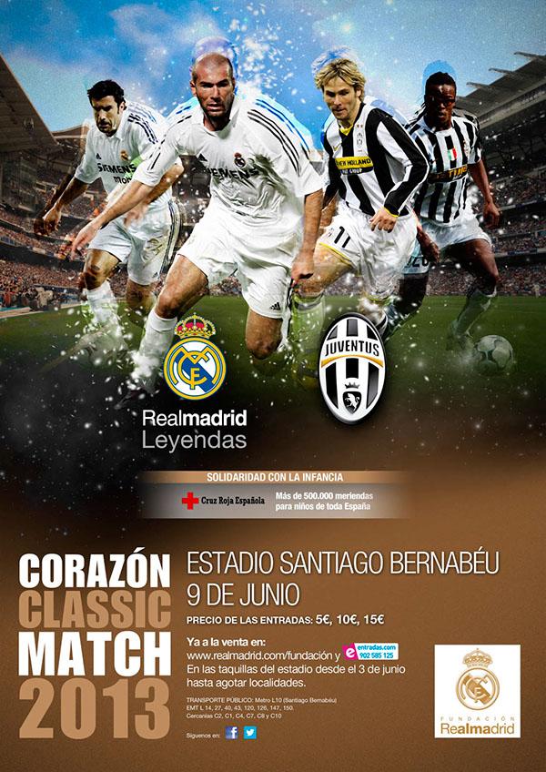 Zinedine Zidane Family 2014 Corazón Classic M...
